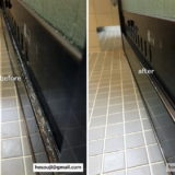 お風呂(浴室)お掃除 2DK賃貸空室 東京都大田区入居前再生クリーニング